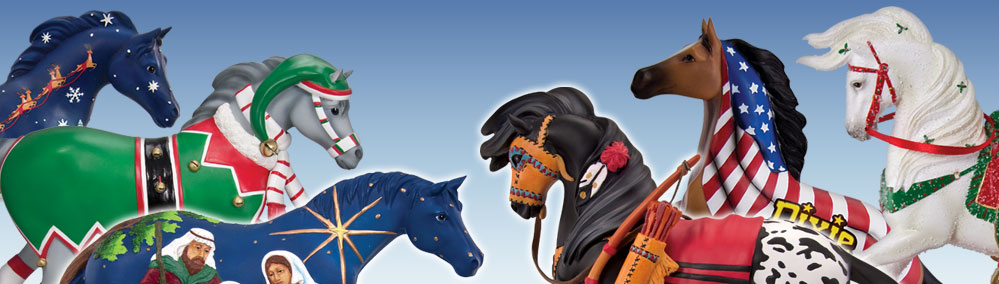 Christmas In July Sales 2020 Horse The Trail of Painted Ponies Official Site – Best Online Shopping