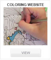 Painted Ponies Coloring Pages